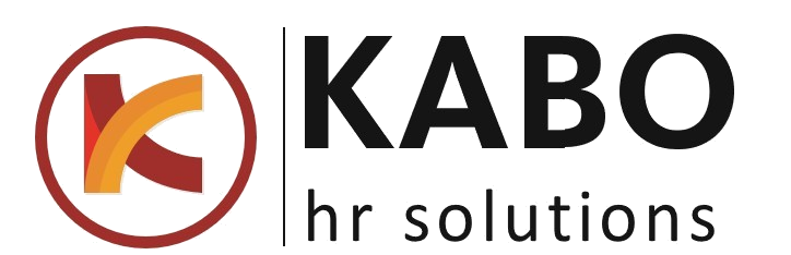 KABO talent solutions logo